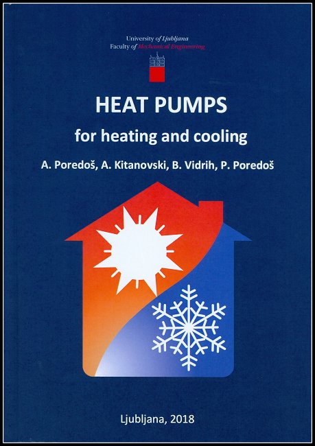 Heat pumps for heating and cooling
