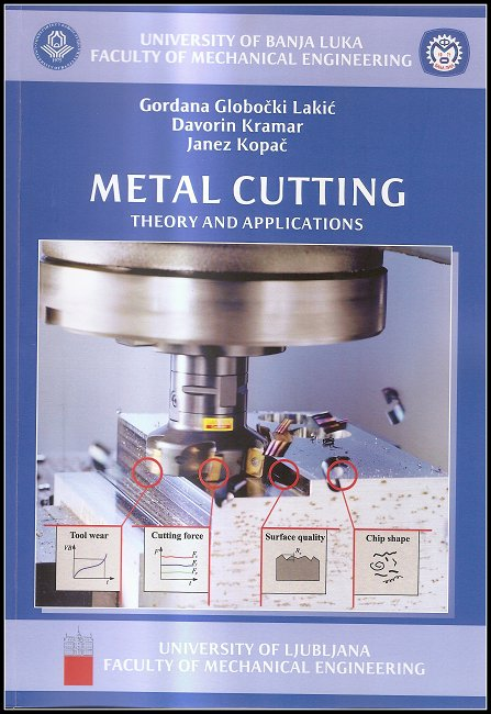 Metal cutting: theory and applications